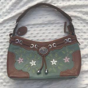 American West Genuine Leather handbag